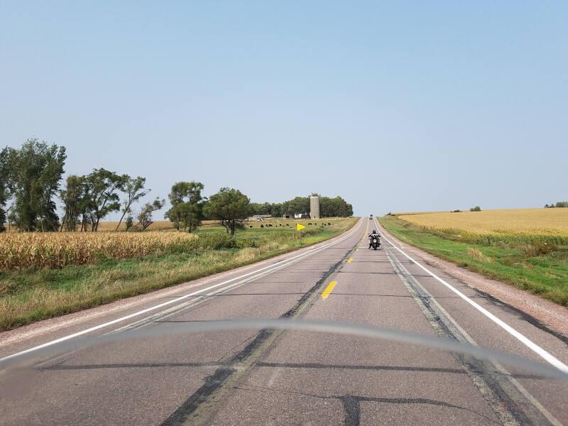 US 75 in Iowa