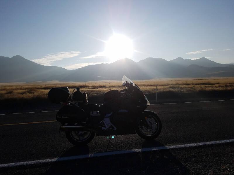 48 States Day 4: Desert Magic, Alien Desert