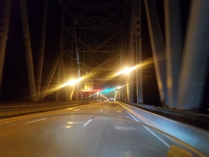John Barry Bridge over the Delaware River