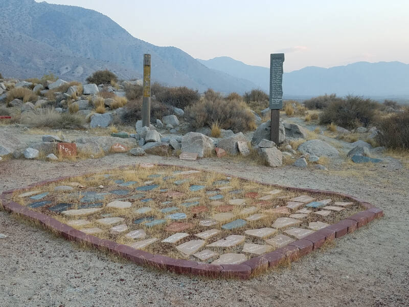 IBA memorial
