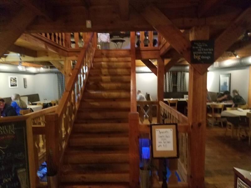 Our House restaurant