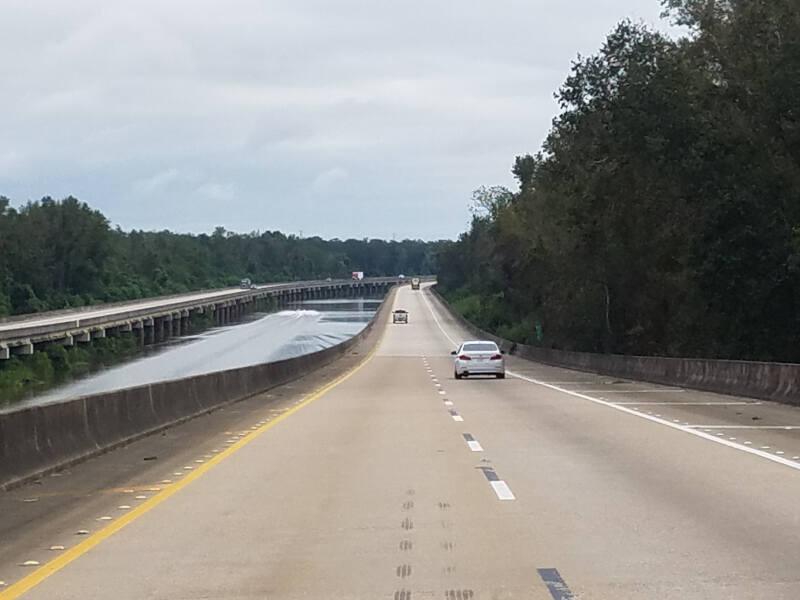 I-65 over Lizard Creek