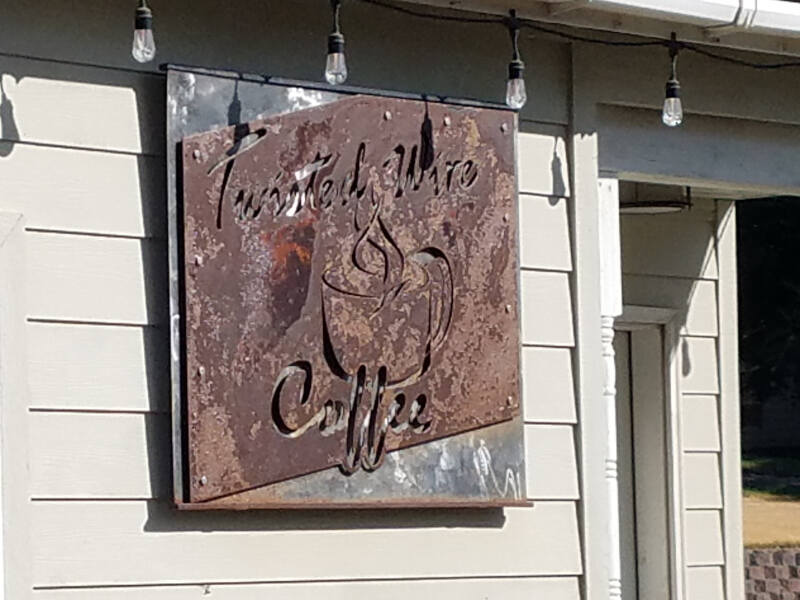 Twisted Wire Coffee in Pomeroy