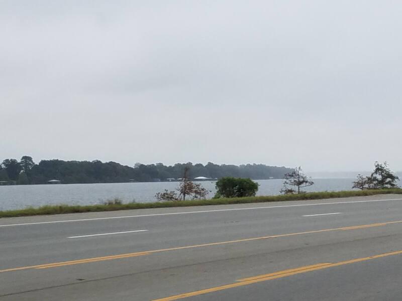 bayou along US 65