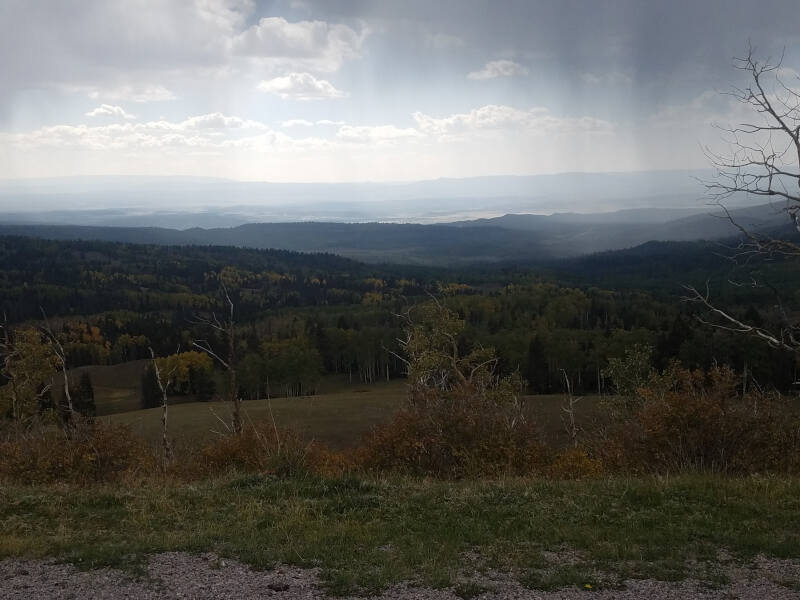 US 64 in NM