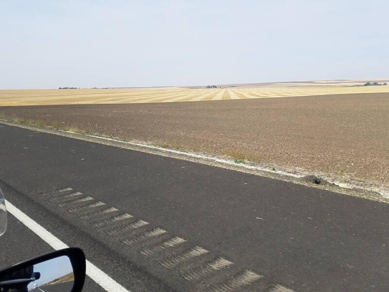 Oregon farmlands