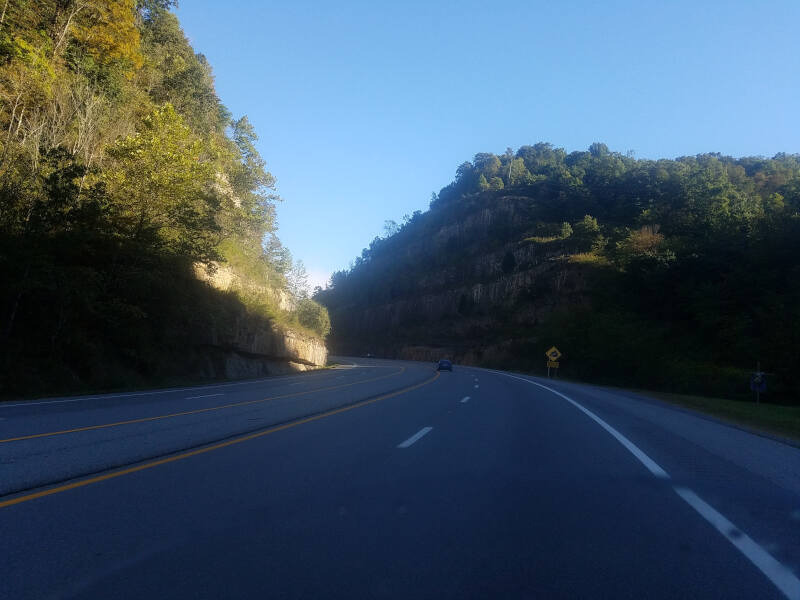 US 23 in KY