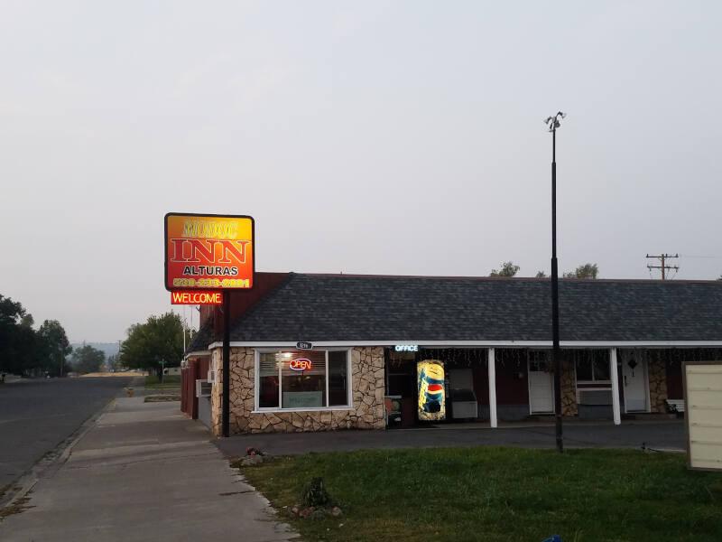 Modoc Inn, Alturas CA