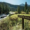 "List of Colorado passes;<br />  <a href=""http://www.dangerousroads.org/north-america/usa/4564-list-of-the-highest-mountain-passes-in-colorado.html"">http://www.dangerousroads.org/north-america/usa/4564-list-of-the-highest-mountain-passes-in-colorado.html</a>"