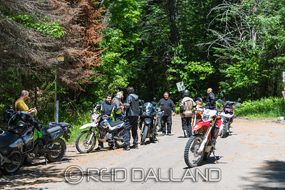 Dirt Daze Dual Sport Motorcycle Rally 2016