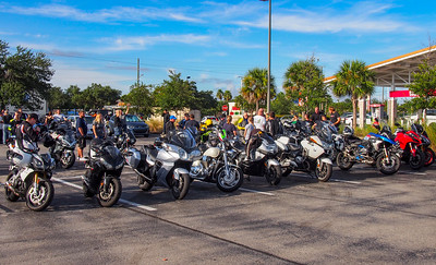 Eurocycles Tampa Group Ride 9-9-18