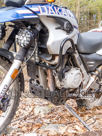 F 650 GS Dakar Skid Plate and Nerf Engine Protection Bars
