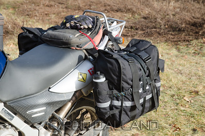 Adventure-Spec Magadan Panniers MK2