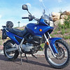 Second Bike (after retire). BWW 650 Funduro - 1999 model.<br /> Needed ABS and fuel control, I sold it after two months.