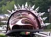 Matching helmet