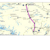 """Next section is from Lytton  to Prince George with about 6 hours of riding.   <br /><small><a href=""""http://maps.google.com/maps?hl=en&q=lytton+bc+to+prince+george+bc&ie=UTF8&saddr=lytton+bc&daddr=prince+george+bc&geocode=FWhf_gIdJePA-CnLeqn43gSBVDEo1KrrijRdPA%3BFRC7NgMd-JOu-CnpD1nv95iIUzFQMHsqFTUBBQ&ll=52.072125,-122.031375&spn=3.69689,1.50061&source=embed"""" style=""""color:#0000FF;text-align:left"""">View Larger Map</a></small>"""