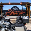 """Oh Ya - the motorcycle capital of the world.  Staying here a few days to ride in sunny, high 80's temps, helmet free (as of 4/2009) motorcycle land.  http://www.sturgis-sd.org/  <br /><small><a href=""""http://maps.google.com/maps?f=q&source=embed&hl=en&geocode=&q=Sturgis,+SD&aq=0&sll=43.095969,-79.037018&sspn=0.533485,1.198883&gl=us&ie=UTF8&hq=&hnear=Sturgis,+Meade,+South+Dakota&ll=44.409707,-103.509079&spn=4.175129,9.591064&z=7"""" style=""""color:#0000FF;text-align:left"""">View Larger Map</a></small>"""