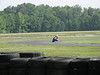 Cullen, all alone at Turn 3