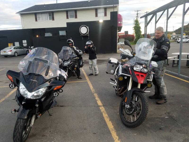 bikes at Spiedie & Rib Pit