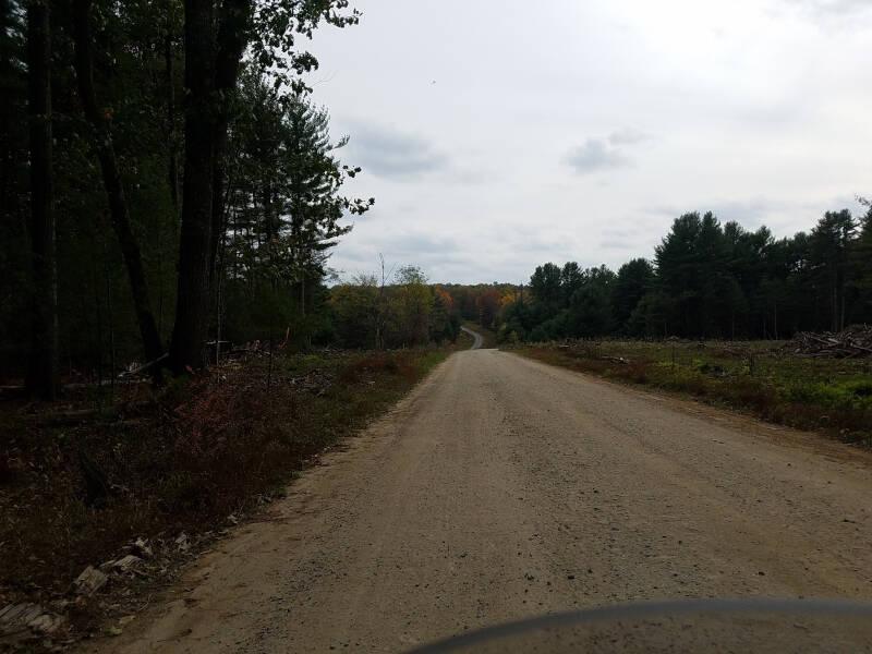 Keating Mountain Road