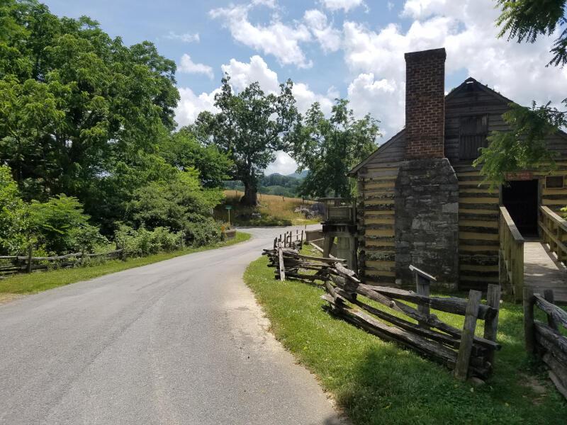 McCormick farmstead