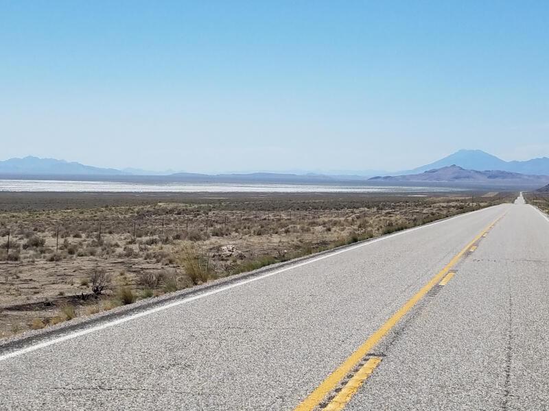 UT 30 near Great Salt Lake