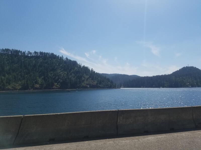 Couer D'Alene Lake