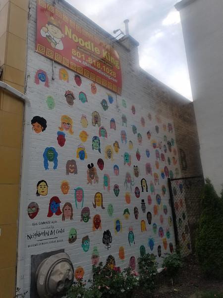 mural in Provo