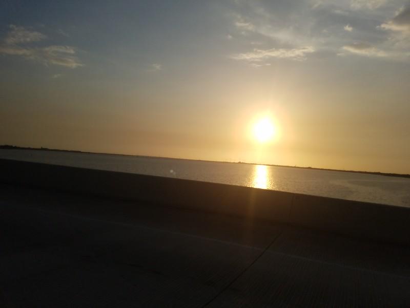 Sunset near Punta Gorda