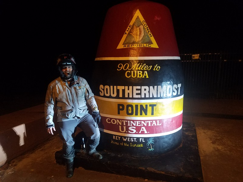 pic at southernmost point