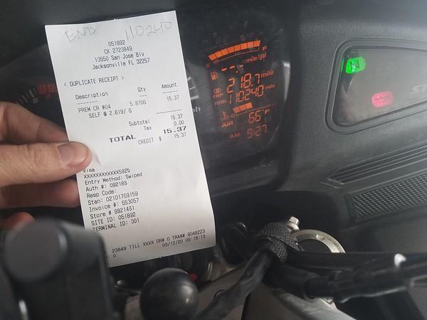 final receipt