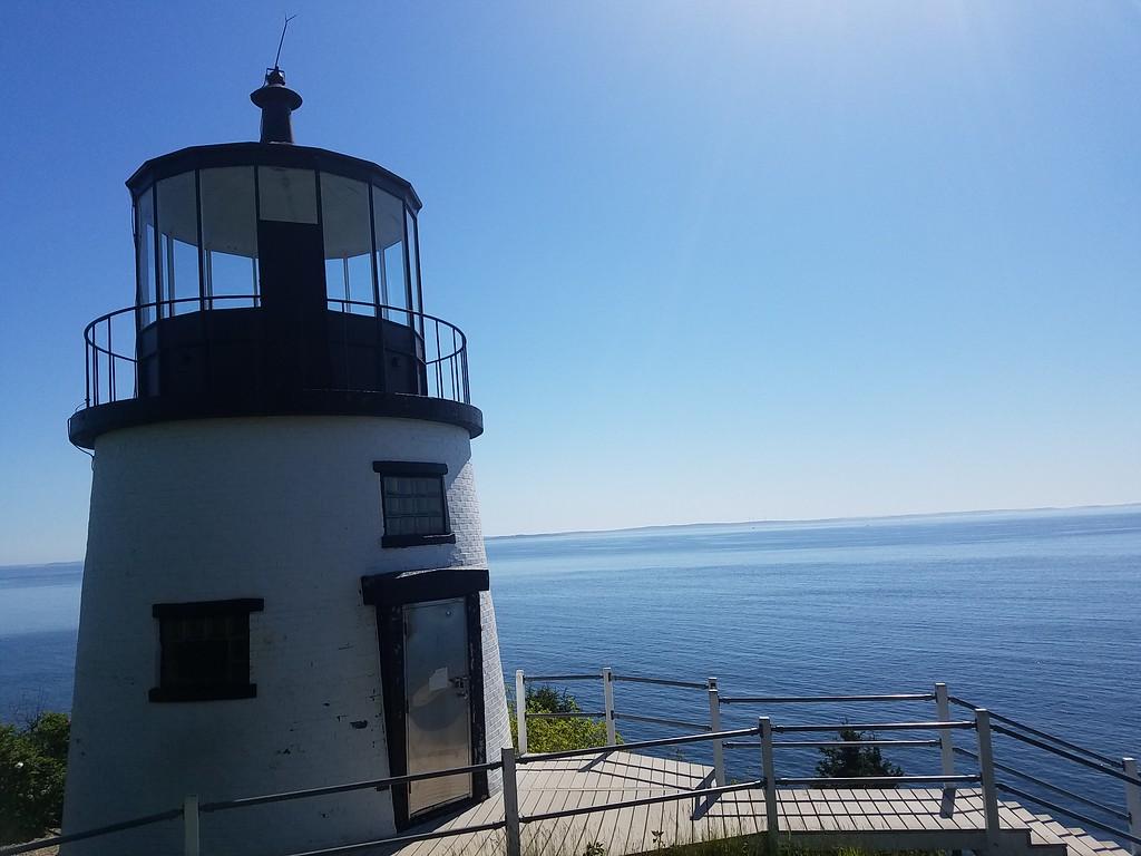 Lighting Up Mid-coast Maine