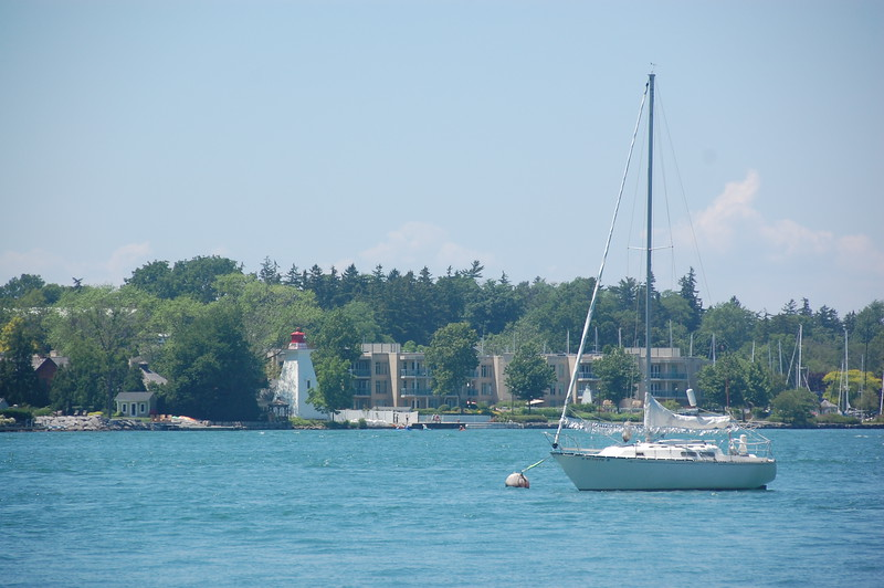 Niagara River Range Rear, Lighthouse Niagara-on-the-Lake ON