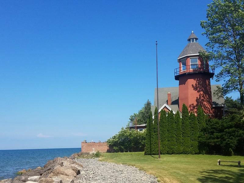 Braddock Point Lighthouse, Parma NY