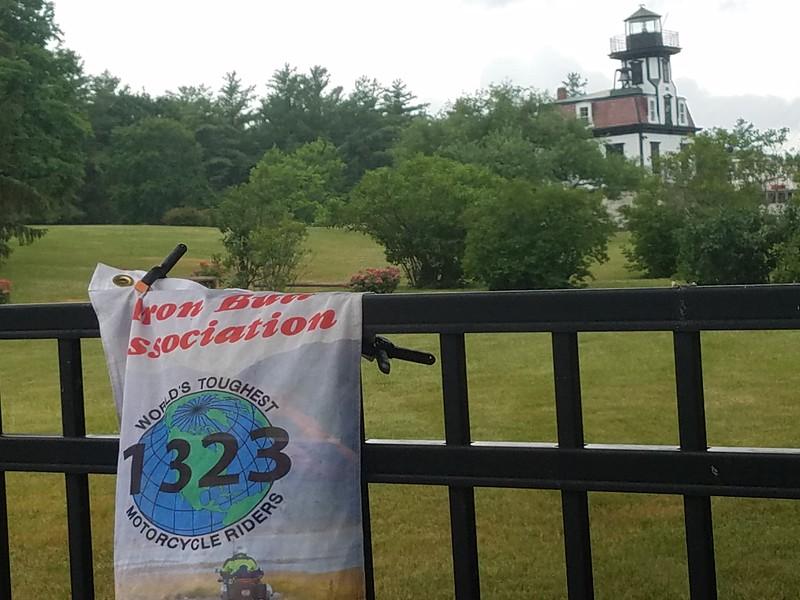 Colchester Reef Lighthouse, Shelburne VT