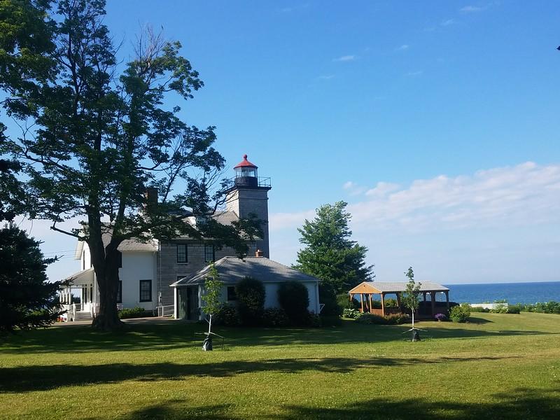 Sodus Bay Lighthouse, Sodus NY