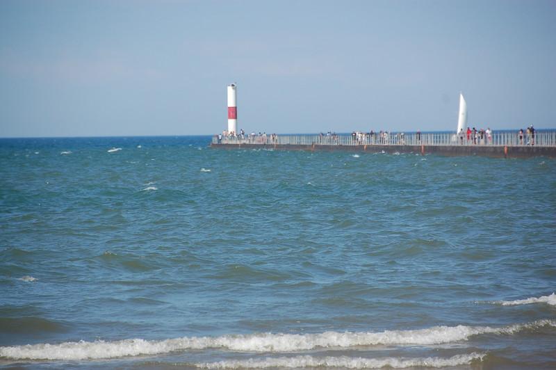 Rochester Harbor Lighthouse, Rochester NY