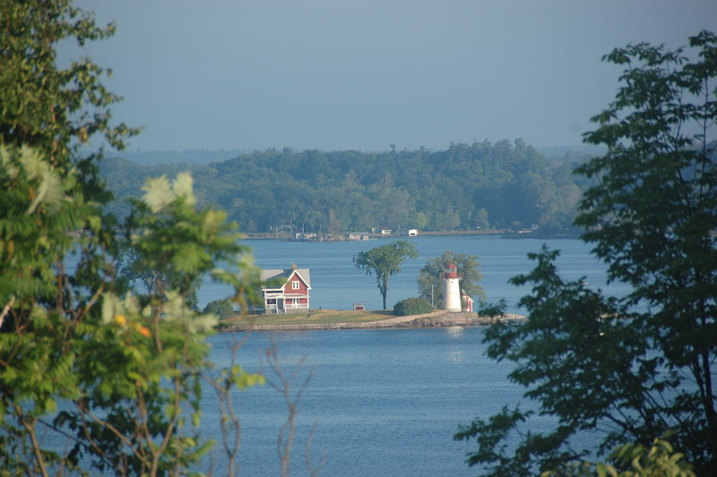 Crossover Island Lighthouse, Hammond NY