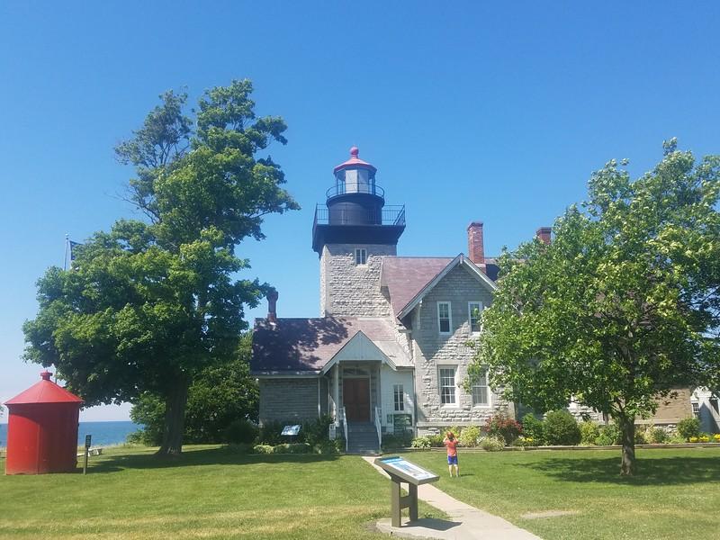 Thirty Mile Point Lighthouse, Lockport NY