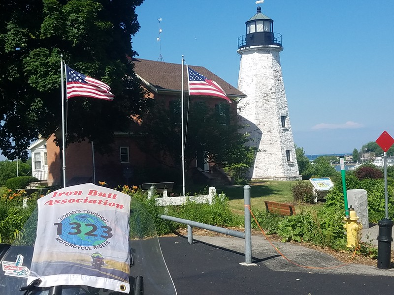 Charlotte-Genesee Lighthouse, Rochester NY
