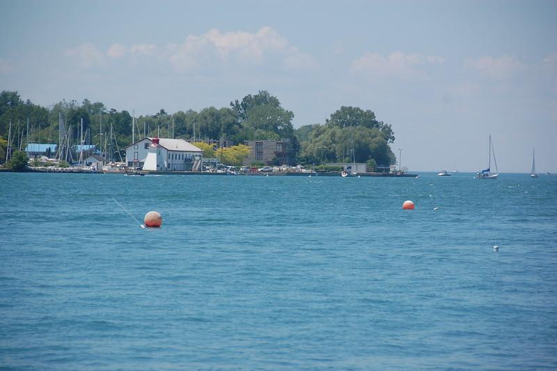 Niagara River Range Front Lighthouse, Niagara-on-the-Lake ON