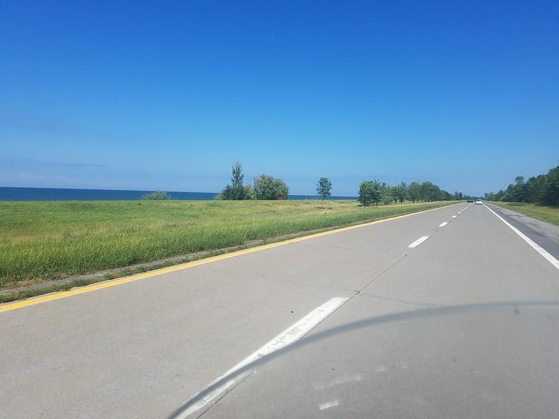 Lake Ontario State Parkway, NY