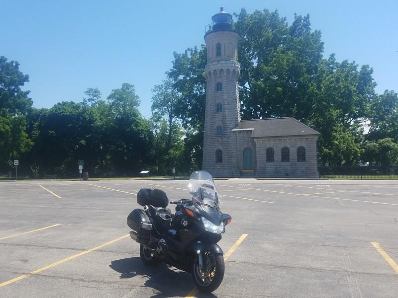 Fort Niagara Lighthouse, Porter NY