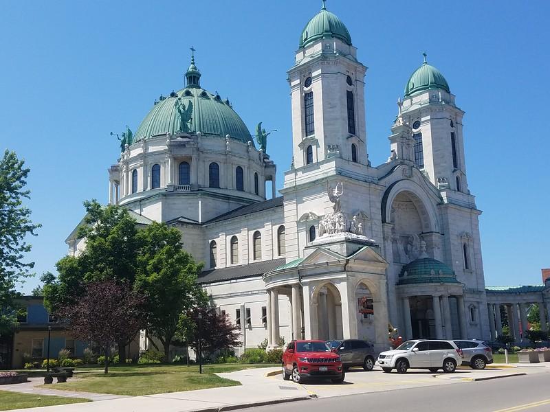 Our Lady of Victory Basilica, Lackawanna NY
