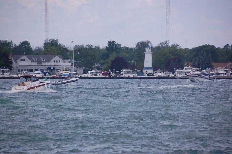 Niagara River Rear Range Lighthouse, Grand Island NY