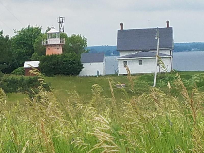 Isle La Motte Lighthouse, Isle la Motte VT