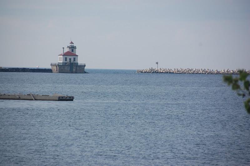 Oswego West Pierhead Lighthouse, Oswego NY