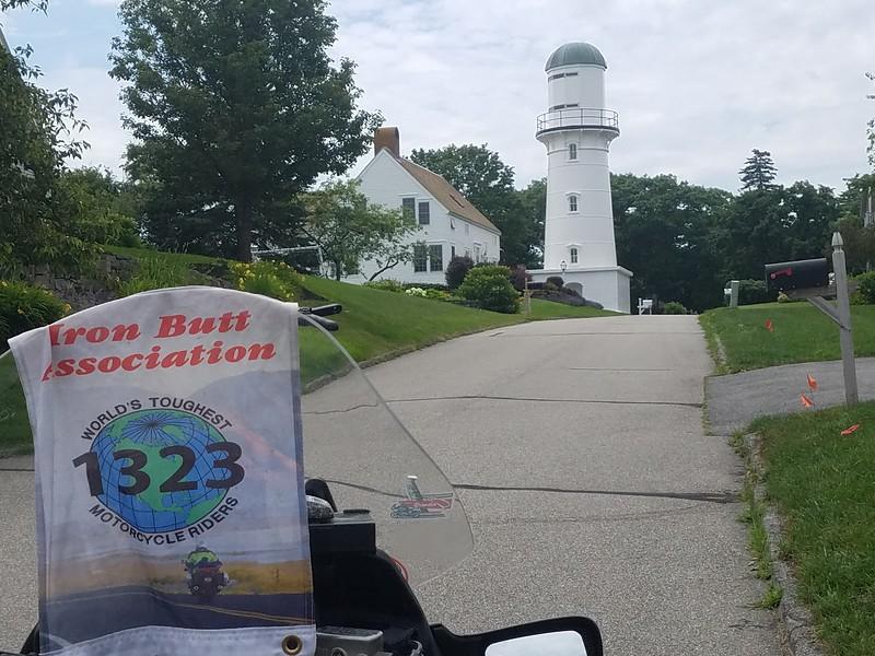 Cape Elizabeth West Lighthouse