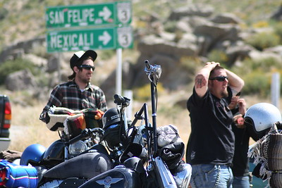 El Diablo Run SO.CAL.TO SAN FELIPE/ENSENADA AND BEYOND 2008