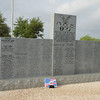 Veteran's Memorial, Bronte, TX. An easy grab right at the side of the road.
